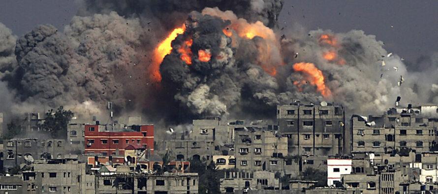Debate general en sesión de la Asamblea General de Naciones Unidas sobre situación en Gaza