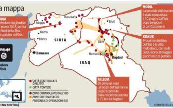 Razzi anti-carro, granate e mitragliatrici, armi dall'ex Jugoslavia al fronte iracheno