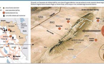 Gli Yazidi braccati sui monti di Sinjar «Anche i bambini sepolti vivi»