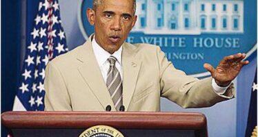 Obama ammette: non ho una strategia