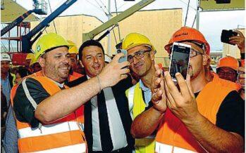 Renzi e Napolitano. L'agenda per l'economia sotto esame