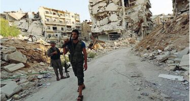 I droni americani già nei cieli siriani
