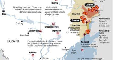 Russi in battaglia in Ucraina L'Occidente evoca sanzioni
