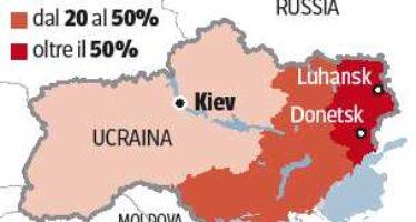 Il «Piano Merkel» per l'Ucraina: aiuti, niente partizioni
