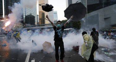 L'ombrello di Hong Kong