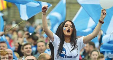 Scotland decides in historic referendum