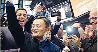 Alibaba, a Wall Street vale 240 miliardi Superata Facebook
