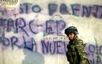 1400 prigionieri delle FARC in sciopero della fame, reclamano libertà