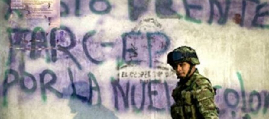 Colombia. Senza le armi, ma la lotta continua