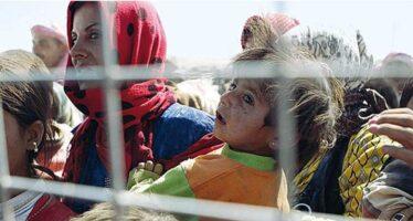 I curdi siriani in fuga dal Califfato In 130 mila si rifugiano in Turchia