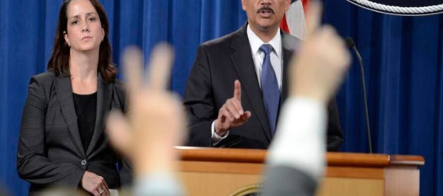 EE.UU. investiga a la policía de Ferguson por caso Brown
