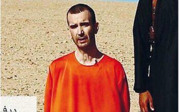 L'Isis e il nuovo orrore: abbiamo ucciso Haines