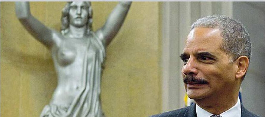 """Le dimissioni del ministro Holder """"fedelissimo"""" di Barack Obama"""