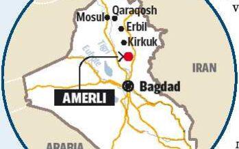 Cibo, kalashnikov e milizie sciite Amerli liberata (con l'aiuto dell'Iran)