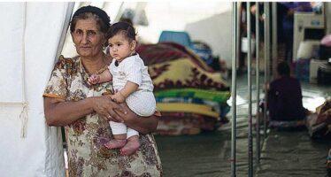 I cristiani d'Iraq pronti a combattere