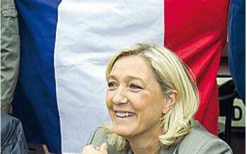 Primi due senatori per Marine Le Pen Schiaffo a Hollande
