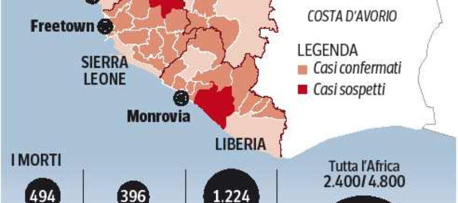 Castro e Gates uniti nella lotta Il nemico comune ora è Ebola