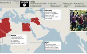 Il Califfo e il format delle video-esecuzioni: la rete del terrore che si riproduce ovunque