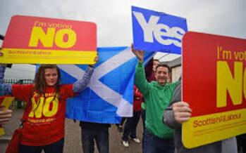 """""""Il bullismo di Londra non spaventa la Scozia vincerà l'indipendenza e saremo più ricchi"""""""