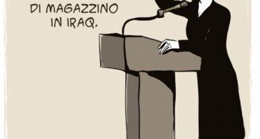 L'Italia è in guerra. E aumenta la spesa militare