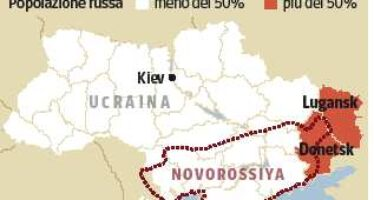 Il Cremlino all'Ucraina: «Subito trattative sullo status dell'Est»