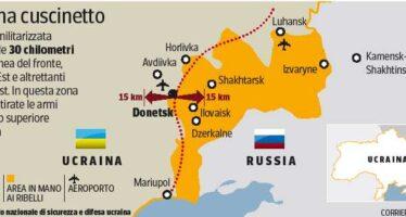 Un memorandum di pace per l' Ucraina