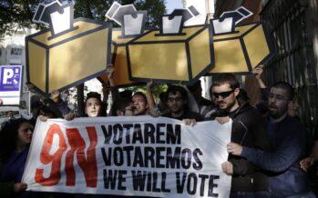 La Catalogna ricorre contro la sospensione