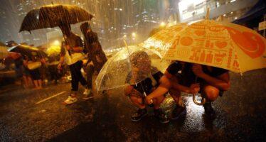 La giornata particolare di Occupy Hong Kong
