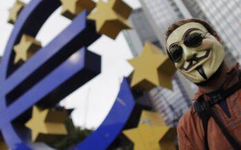 Bce ultima trincea contro le crisi