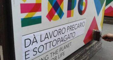 Expo a Milano: format grandi eventi e frontiera del lavoro gratuito