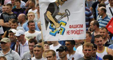 Ucraina, scene di lotta di classe