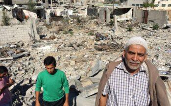 Shujayea, dopo le bombe il silenzio