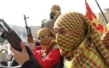 """Kobane. Lettera di una figlia combattente a una madre solidale. """"Possiamo vedere le loro bandiere nere"""""""
