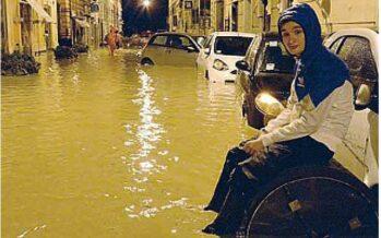 Morte e rabbia per l'alluvione Genova sotto fiumi di fango