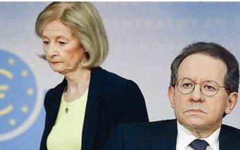 La Bce boccia Montepaschi e Carige