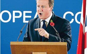 Cameron a picco I Panama Papers aiutano la Brexit