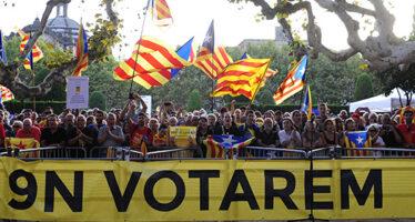 La Catalogna rinuncia al referendum