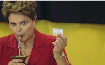 Dilma confermata al fotofinish la pupilla di Lula è ancora presidente