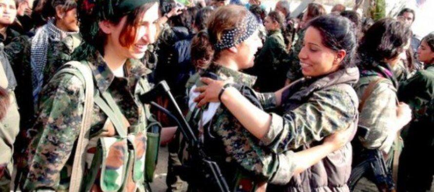 Rojava e le armi della libertà femminile