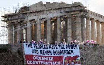 Solidaridad y autogestión en Grecia. Entrevista a Antonio Cuesta Marín