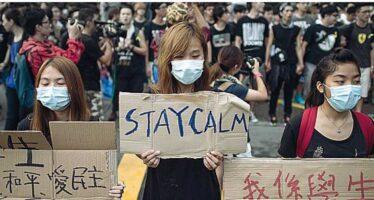 La Comune di Hong Kong «Stiamo vivendo un sogno»