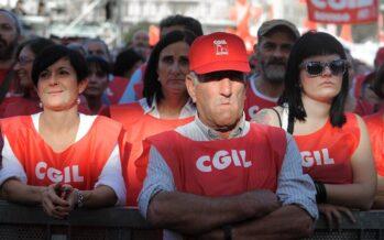 Cgil, ex segretari in piazza. Tranne Epifani