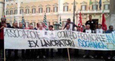 Operai Isochimica, malati e dimenticati chiedono giustizia