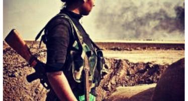 """Io, volontario italiano a Kobane"""