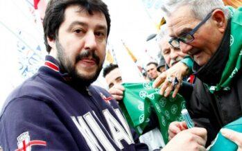 """La Cassazione e il Csm """"Salvini, un pericolo per la democrazia"""""""
