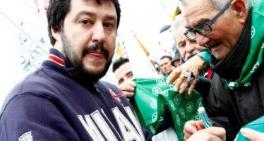 Salvini, l'odio calcolato