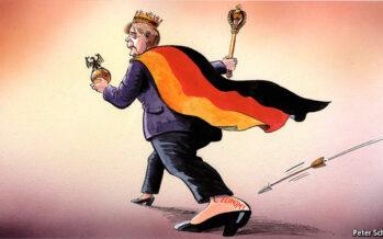 Germany. Sedating, not leading