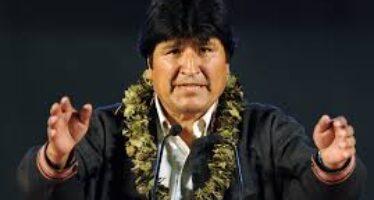 Evo Morales desmonta ocho mitos de la política boliviana