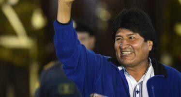Evo Morales rieletto in Bolivia