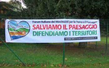 IL PAESAGGIO ABBANDONATO SENZA PIÙ TUTELE